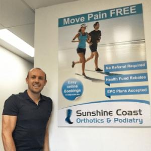 Dean-Podiatrist-Sunshine-Coast